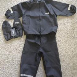 Νέο κοστούμι αδιάβροχο