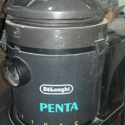 Washing vacuum cleaner