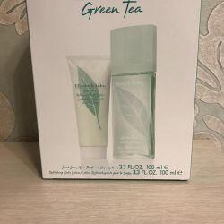 Набор green tea
