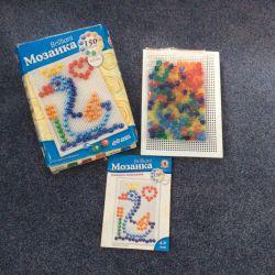 Brilliant Мозаика игра для развития детского