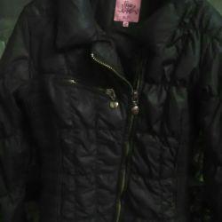 Ceket aşağı ceket sonbahar / kış 42 boyutu