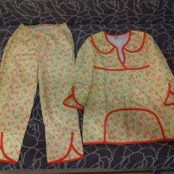 New warm pajamas, 42-44r