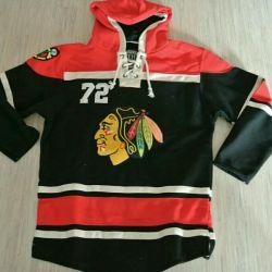 Hokey hoodie nhl. Panarin. Chicago