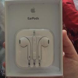 Навушники Apple EarPods