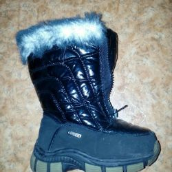 Kışlık botlar