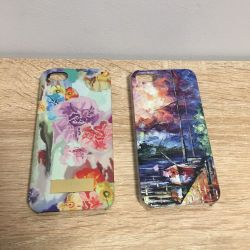 Cases for iPhone 5 s - 2 pcs.