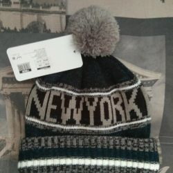 New YOUR hat