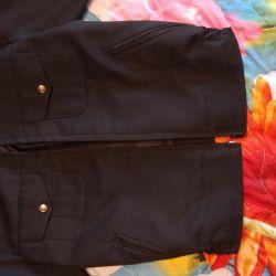 Форма кадета (кітель і штани)