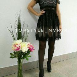 Нежнейшее кружевное платье