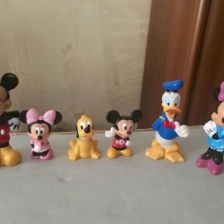 Jucarii pentru baie de la Disney