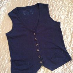 Vest in very good condition
