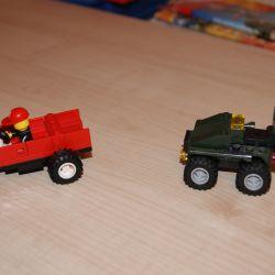 Lego Military machine