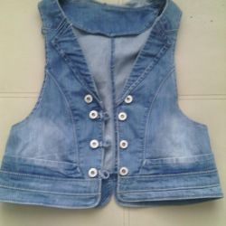 I will sell a vest r48