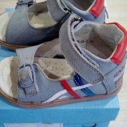 Ортопедическая обувь р.20