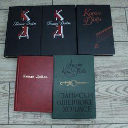 5 книг Конан Дойл - Записки о шерлоке холмсе, прик