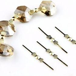 Accesorii Fluturi și inele pentru candelabre de cristal