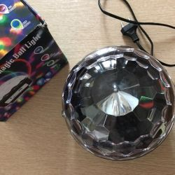 Bluetooth ile Disko Topu (led sihirli top)