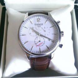 Новые часы Tissot T-Classic Tradition