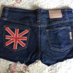 Cool denim shorts