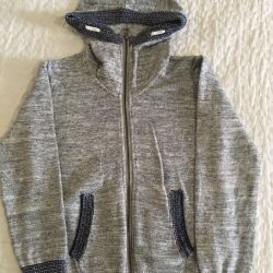 Sweatshirt 152r. Zara for a boy (new)