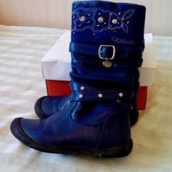 Boots demi-season.