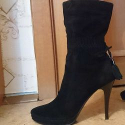 Boots, boots, ankle boots