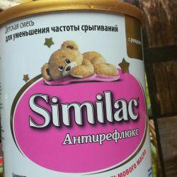 Mix milk Semilac Anti-Reflux