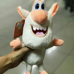 Soft toy. Buba