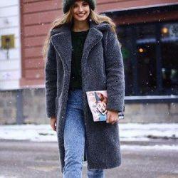 Eco fur coats up to -25 😍🌈🐑👇