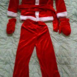 Παιδική φορεσιά του Άγιου Βασίλη Άγιος Βασίλης