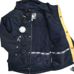 Jacket membrane spring-autumn