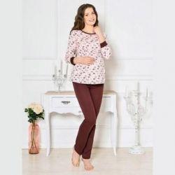 Комплект брючный для беременных и кормящих мам.