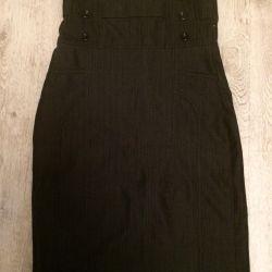 Υψηλή φούστα μέσης