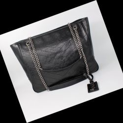 Leather bag Yves Saint Laurent