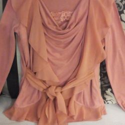 Blouse two in one