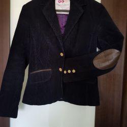 Jacket velveteen αυθεντική Γερμανία