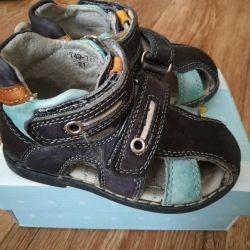 Sandals nat leather