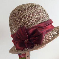 Изящная шляпка, арт 009, размер 55-57