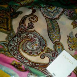 Handkerchief new 100% silk
