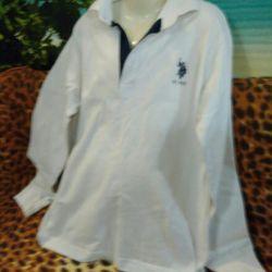 Рубашка Polo на 10 лет