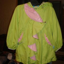 I will sell a raincoat on fleece solution 104