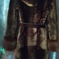 Fur coat * exchange *