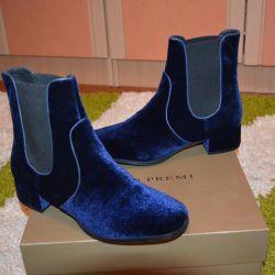 Новые ботинки челси Bruno Premi Италия