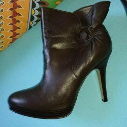 Ανδρικές μπότες Νέο δέρμα Andrea