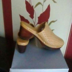 Sabo Rockport (Leather)
