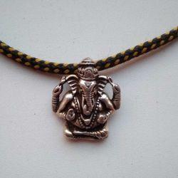 Ganesh Kolye 925 Gümüş
