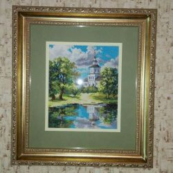 Pictures Cross-stitch