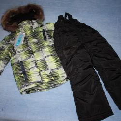 NEW winter kit with fur trim