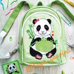 New Exclusive Panda Backpack
