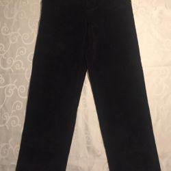 New Warm Corduroy Pants